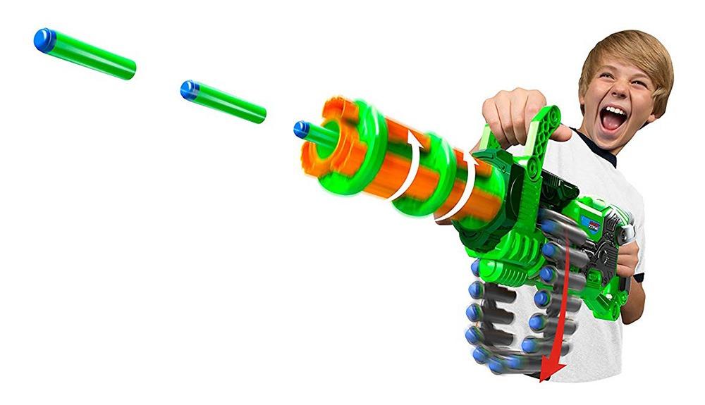 Nerf Machine Gun 2