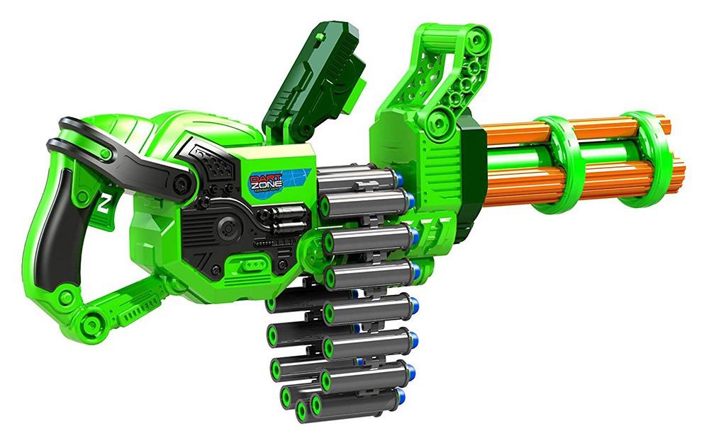 Nerf Machine Gun 4