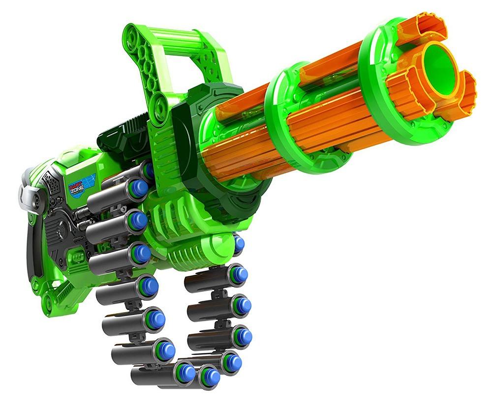 Nerf Machine Gun 6