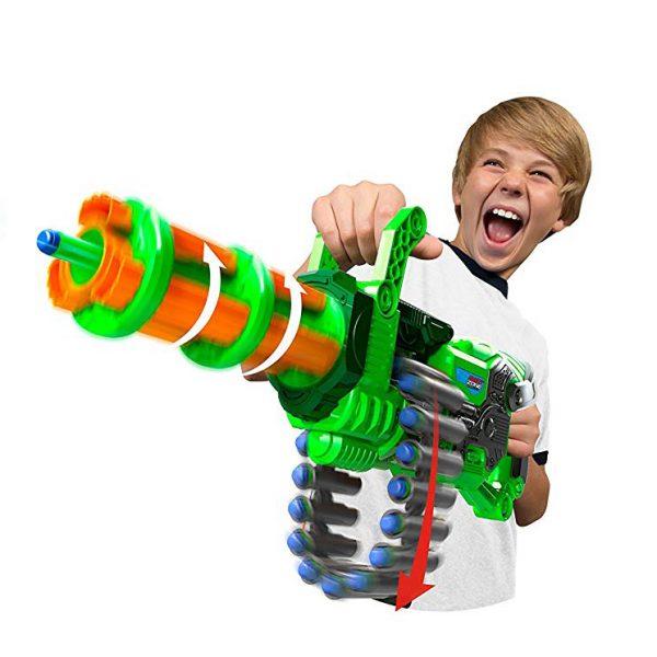 Nerf Machine Gun