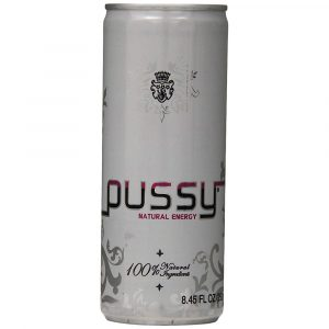 Pussy Energy Drink