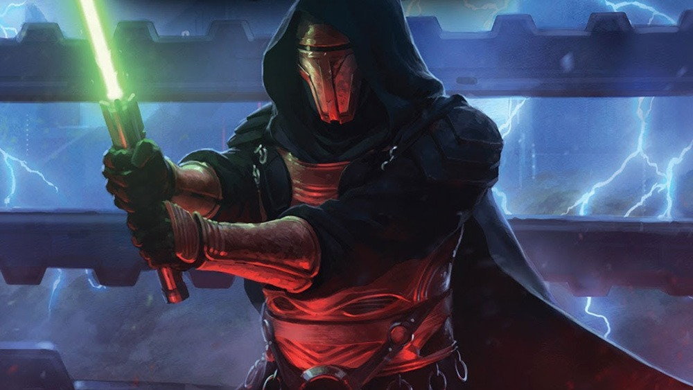 Star Wars Darth Revan Costume 2