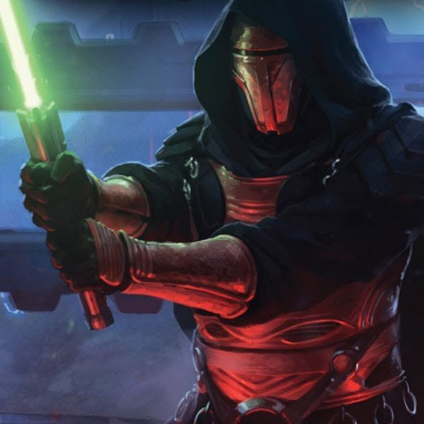 Star Wars Darth Revan Costume