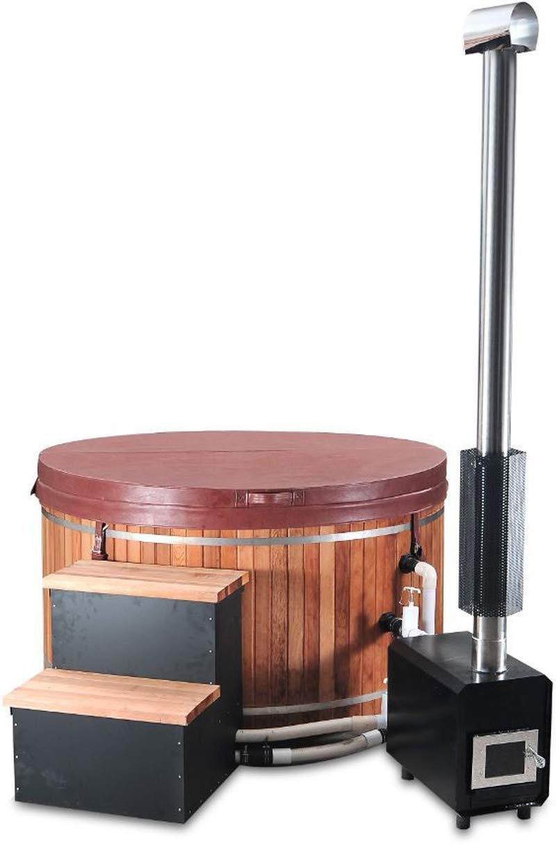Wood-Fired Hot Tub 2