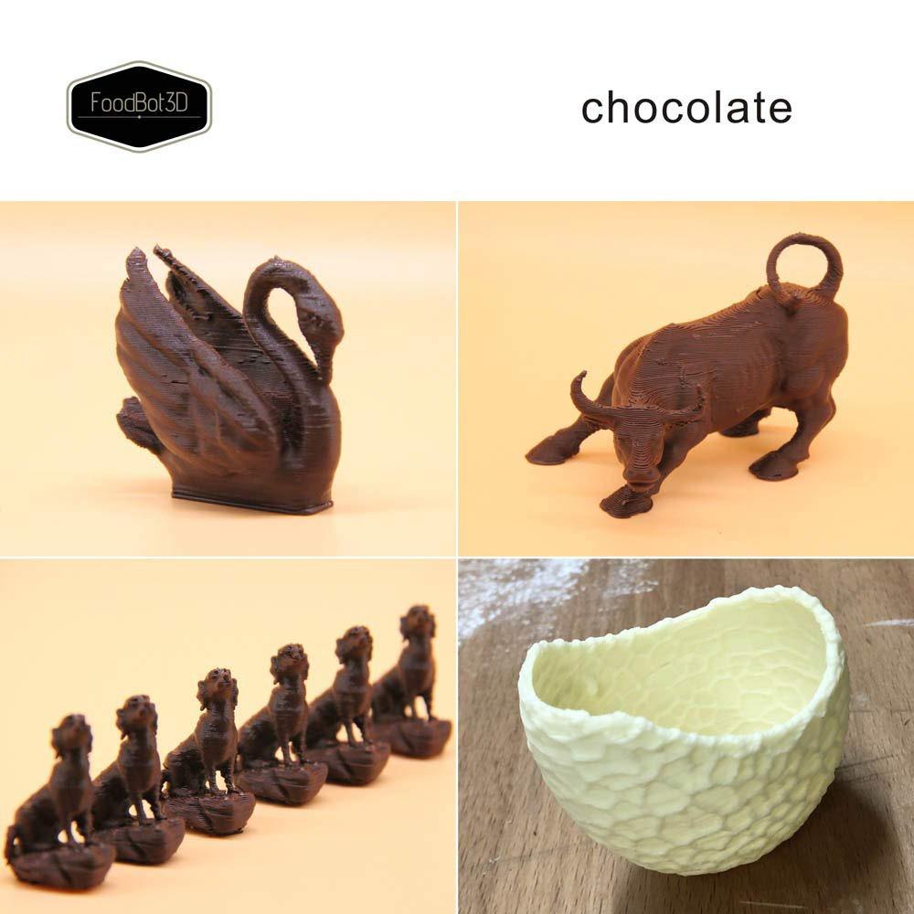 3D Chocolate Printer 3