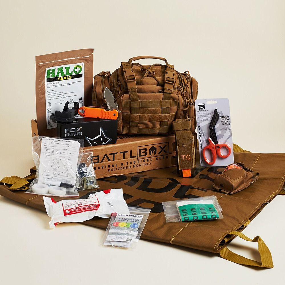 BattlBox Survival Gear Subscription Box Pro
