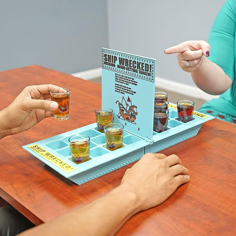 Battle Shots Drinking Game 4