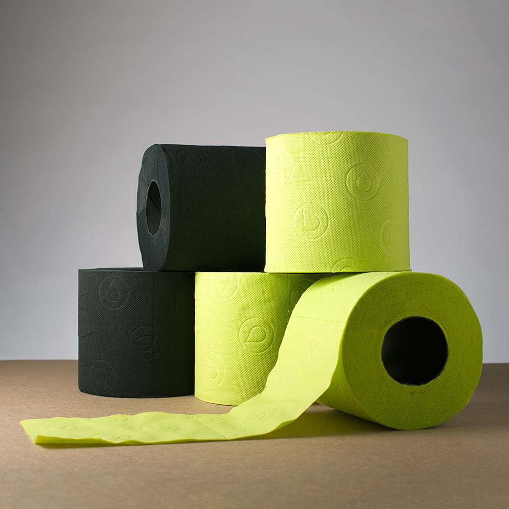 Colored Toilet Paper 5