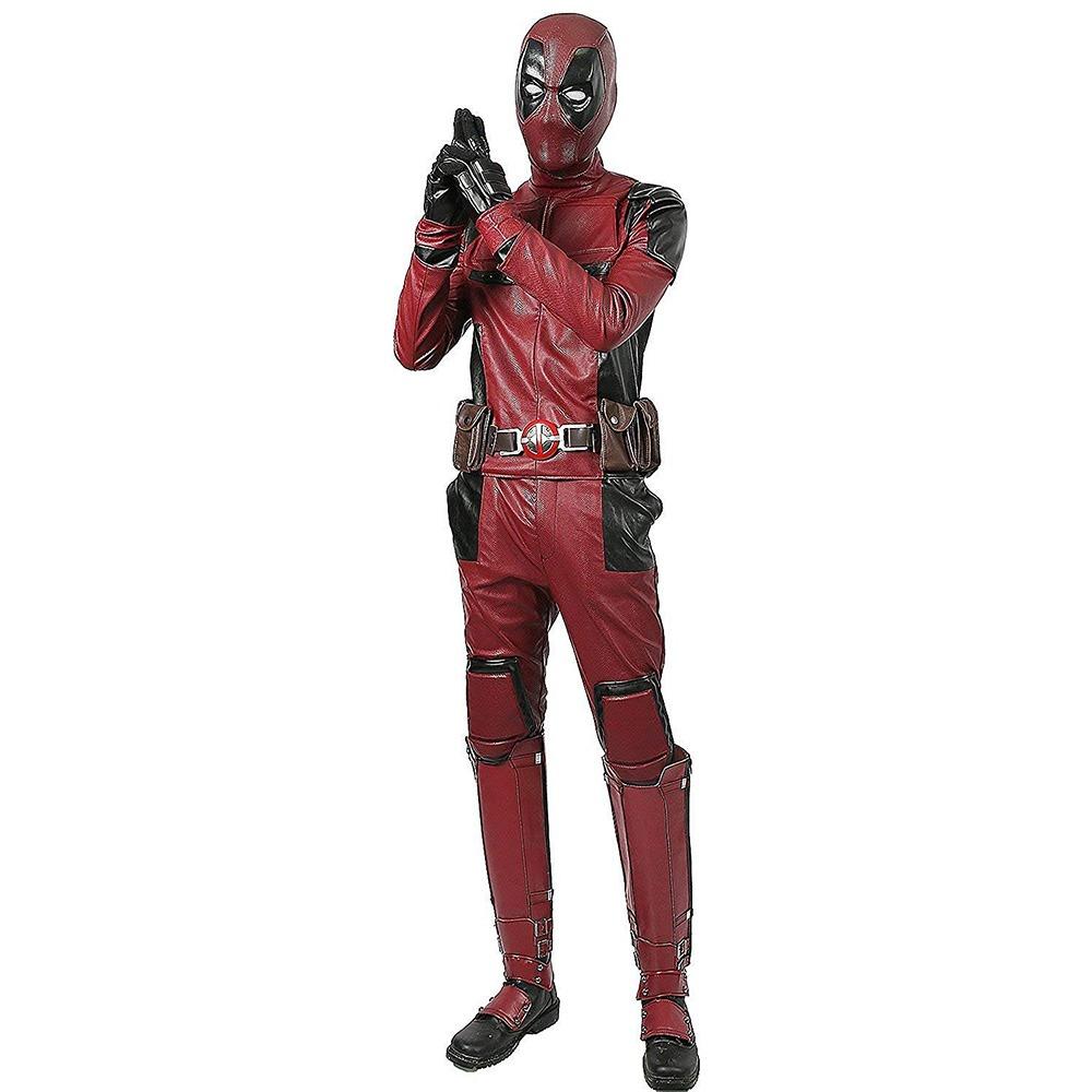 Deadpool Replica Costume 4