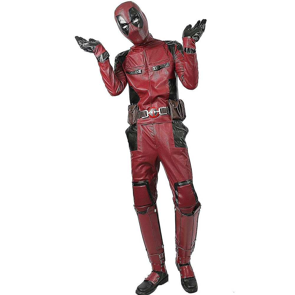 Deadpool Replica Costume