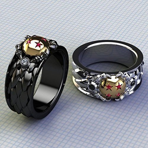 Dragon Ball Z Rings (Him)