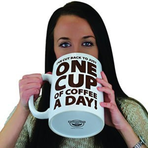 Giant Coffee Mug