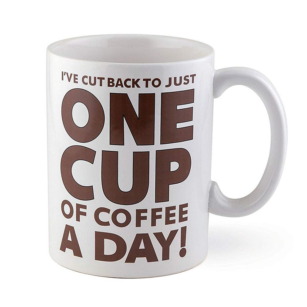Giant Coffee Mug 6