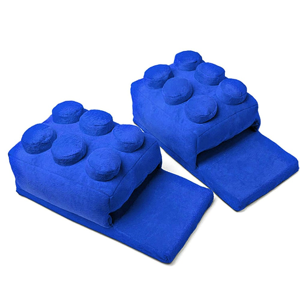 LEGO Brick Slippers 2