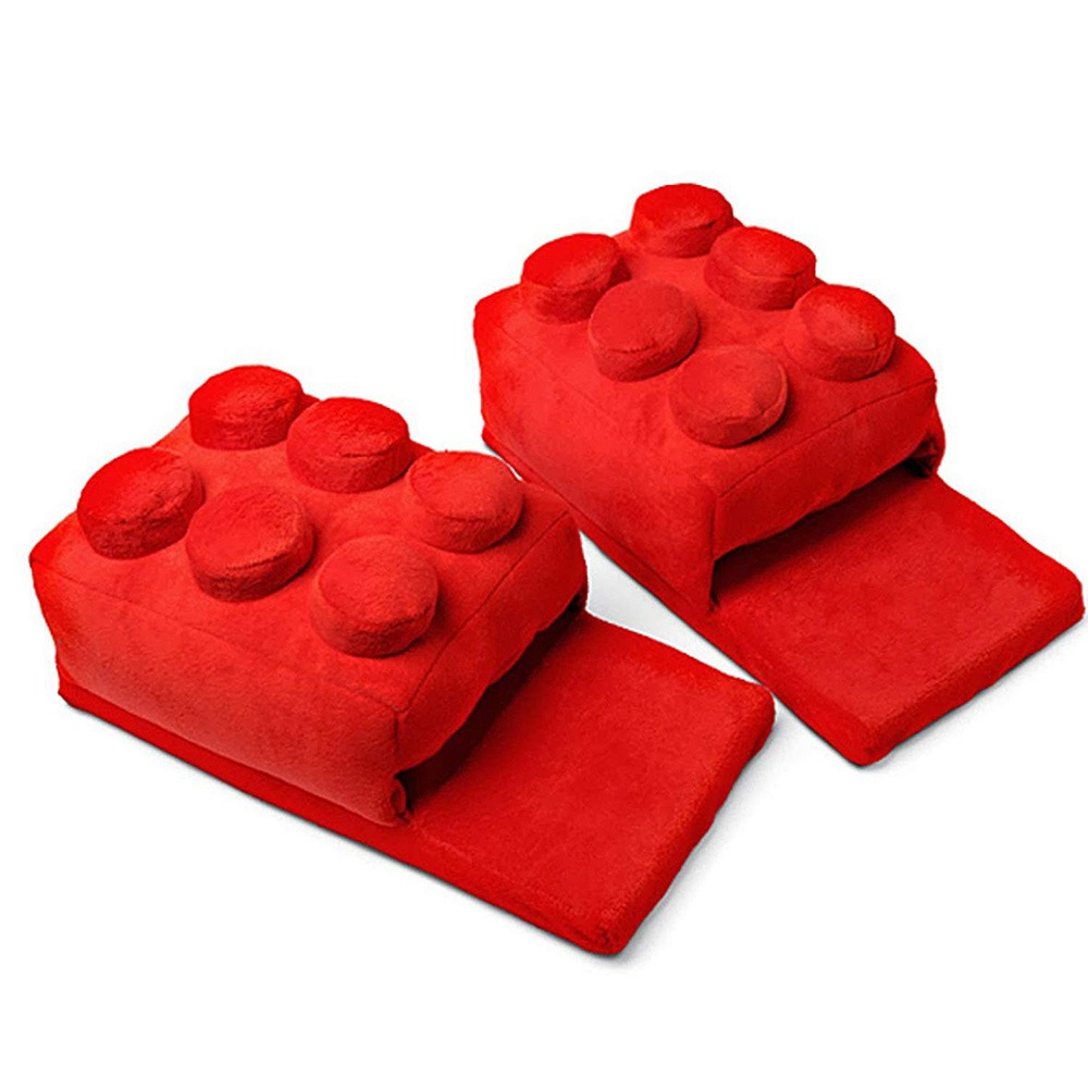 LEGO Brick Slippers 3