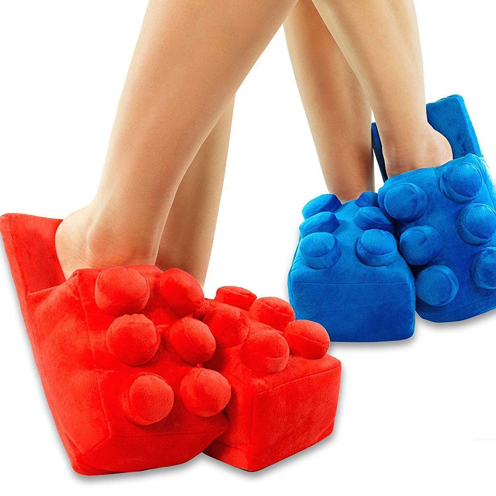 LEGO Brick Slippers