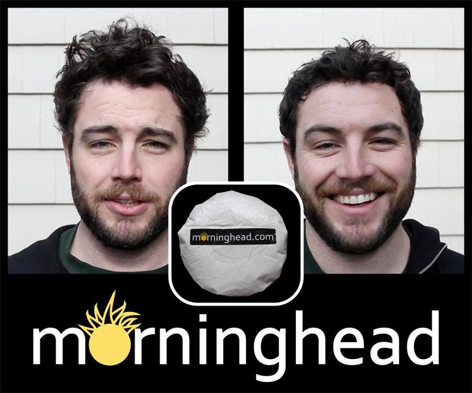 Morning Head Cap 2