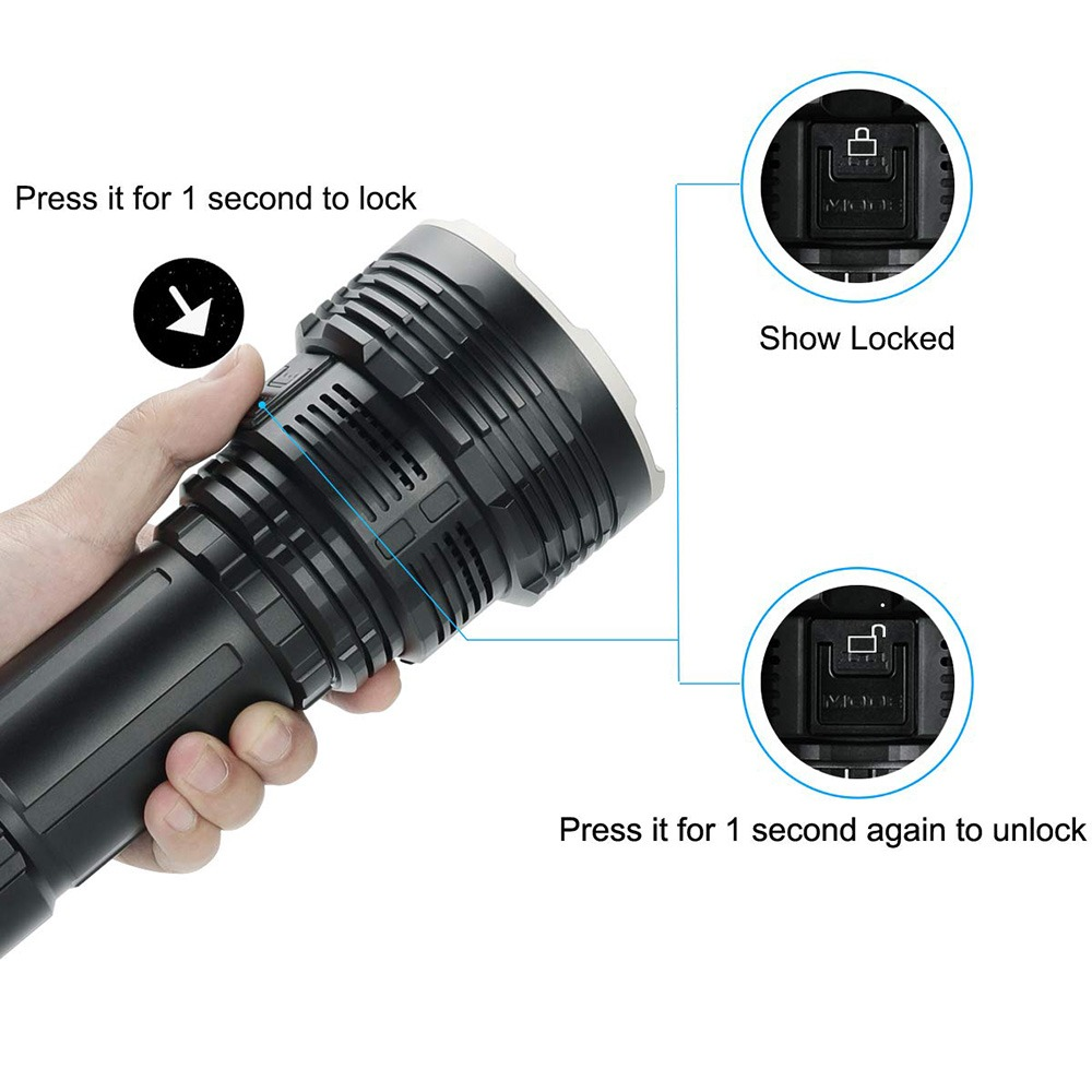 Most Powerful Flashlight 3