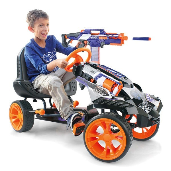 Nerf Battle Racer Car
