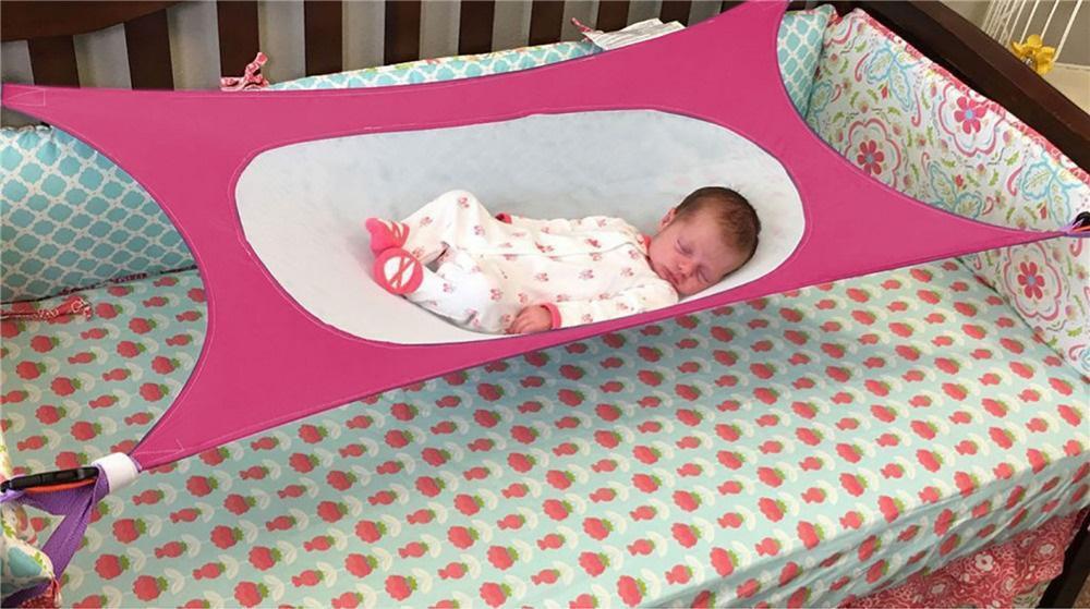 Newborn Crib Hammock 4