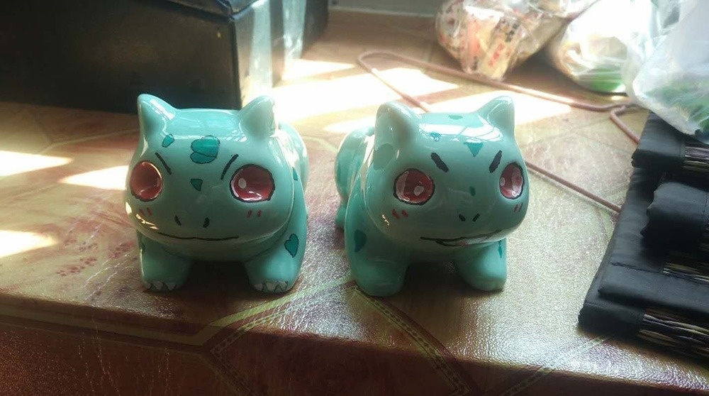 Pokemon Bulbasaur Planter 2
