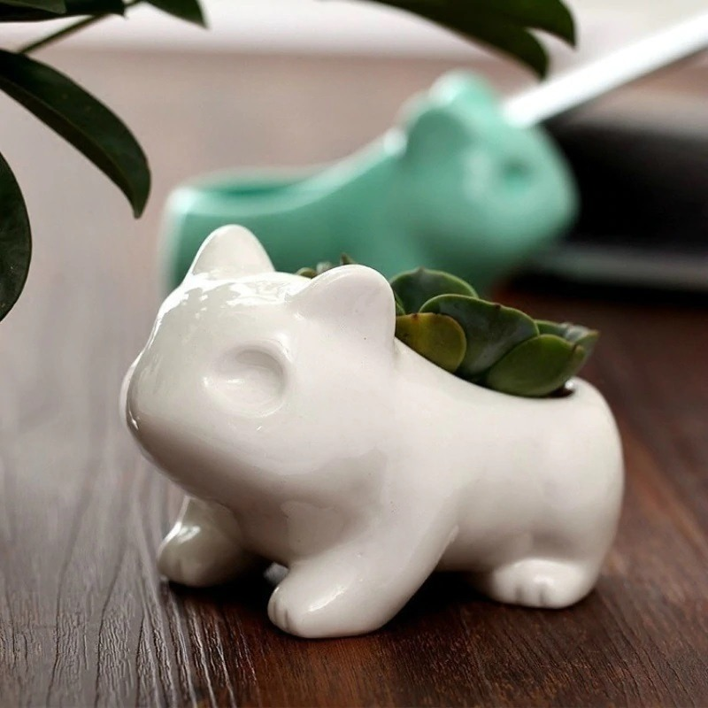 Pokemon Bulbasaur Planter 6