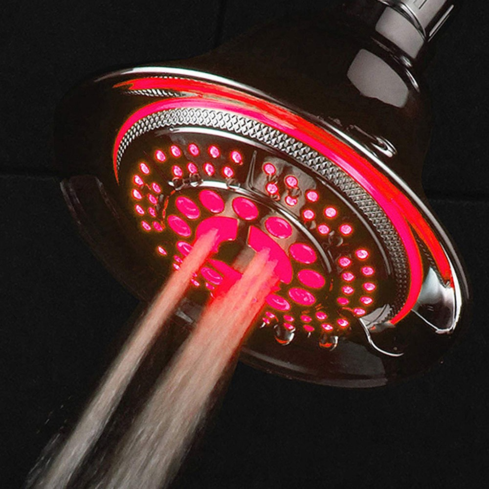 Color-Changing Shower Head 2