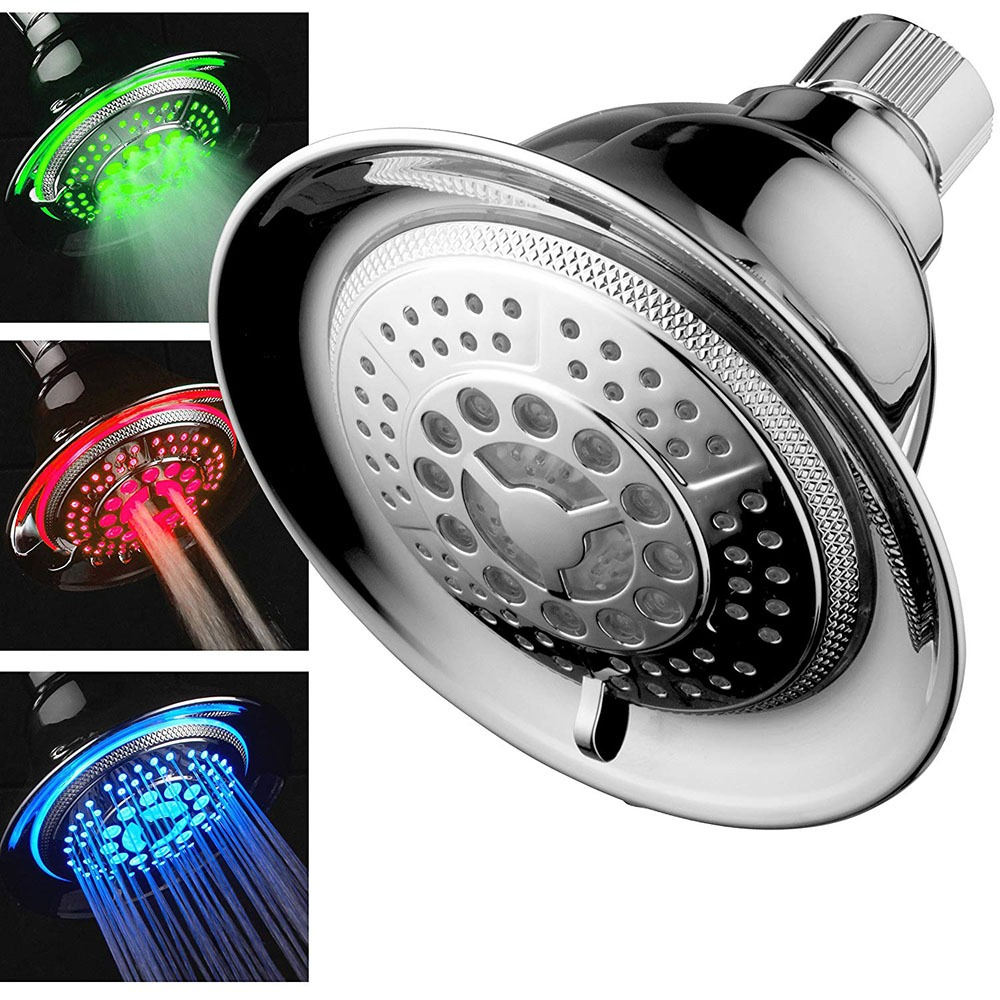 Color-Changing Shower Head 5