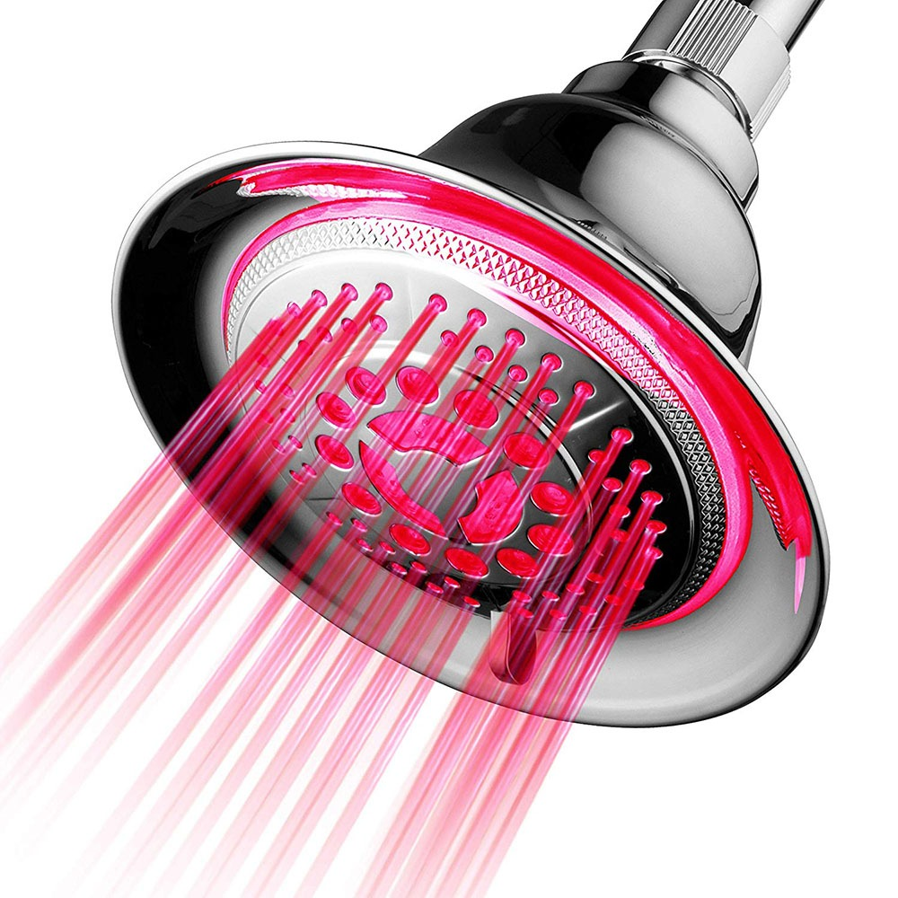 Color-Changing Shower Head 7