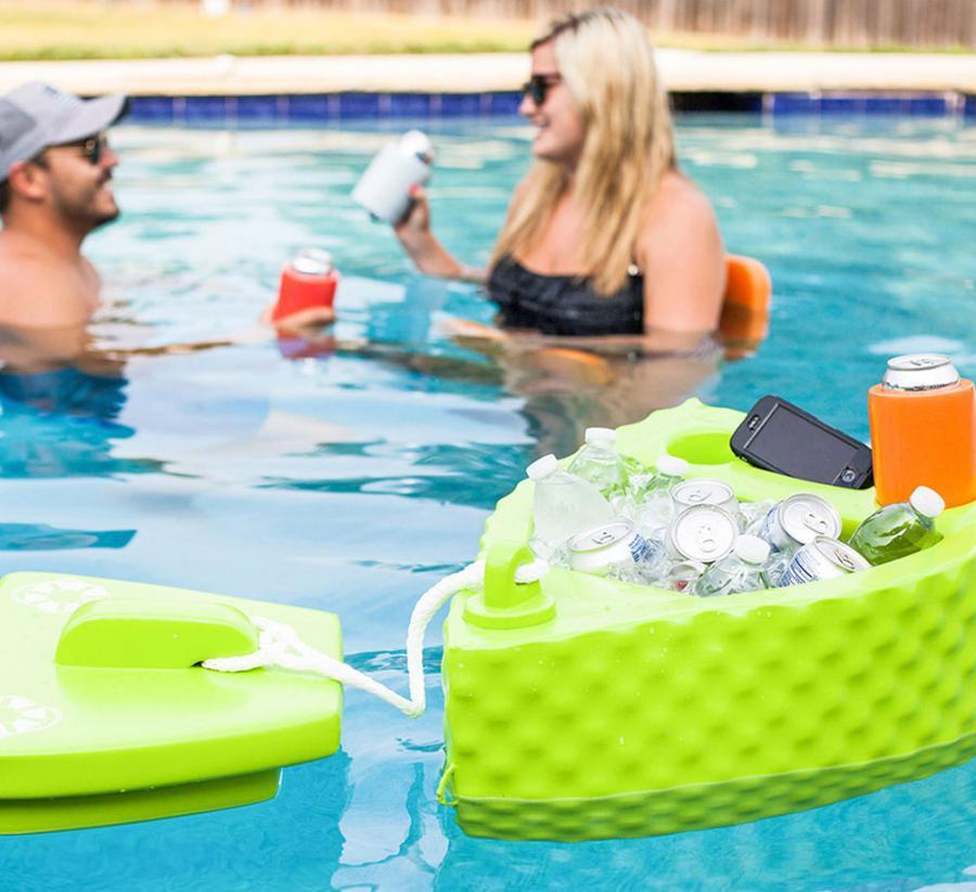 Floating Boat Cooler 2