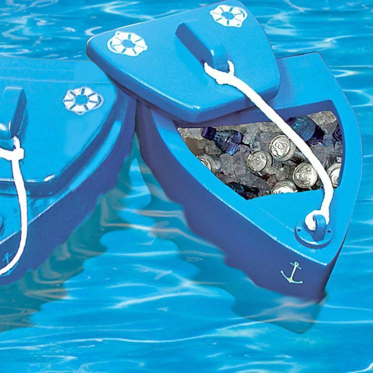 Floating Boat Cooler 4