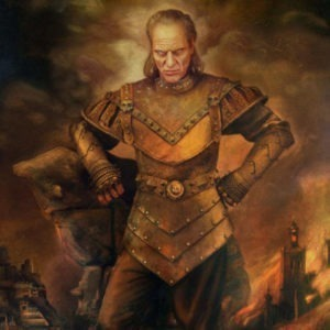 Ghostbusters Vigo The Carpathian Poster