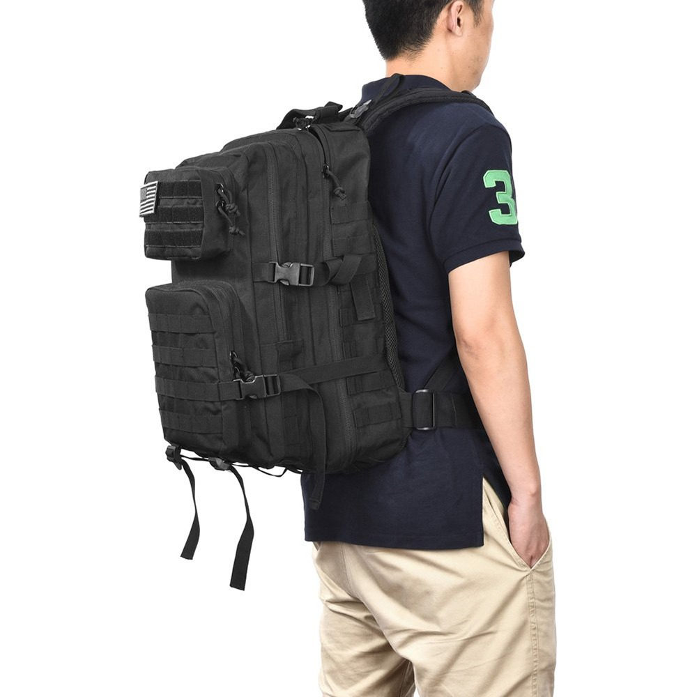 Military Tactical And Survival Backpack