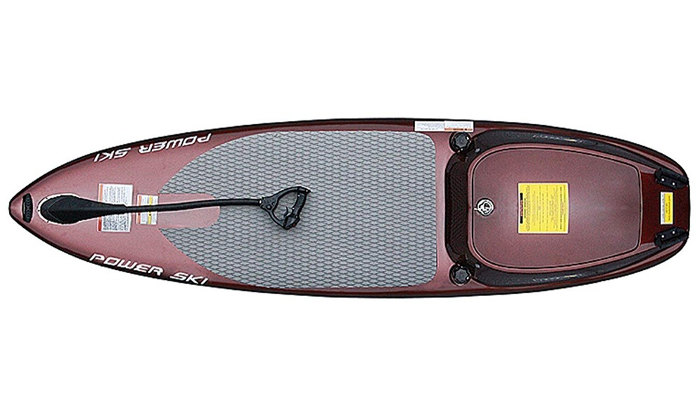 Motorized Surfboard 4