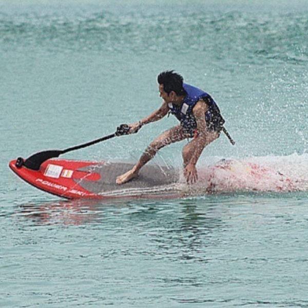 Motorized Surfboard
