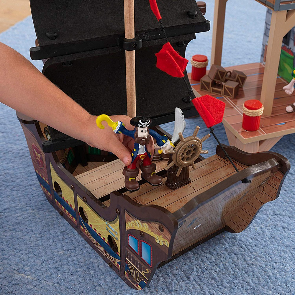 Pirates Cove Play Set 4