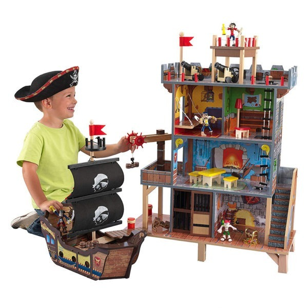 Pirates Cove Play Set