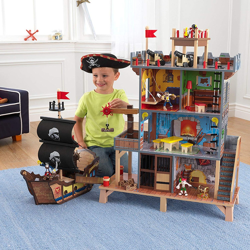 Pirates Cove Play Set 7