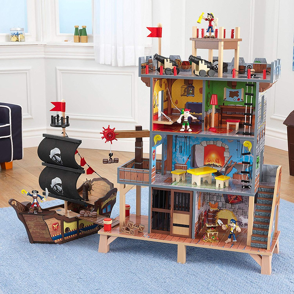 Pirates Cove Play Set 8