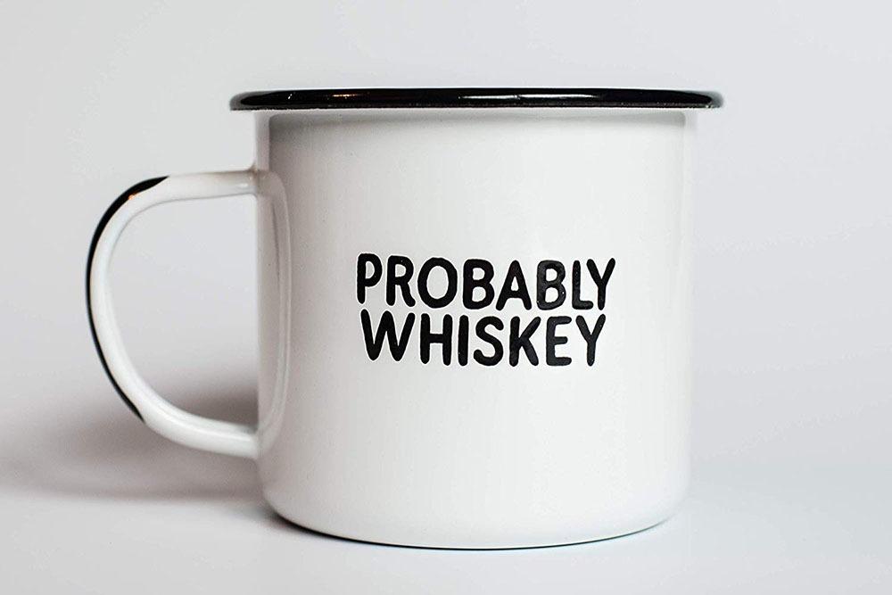 Probably Whiskey Mug 2