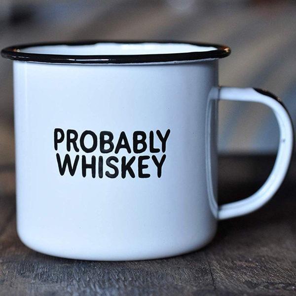Probably Whiskey Mug 3
