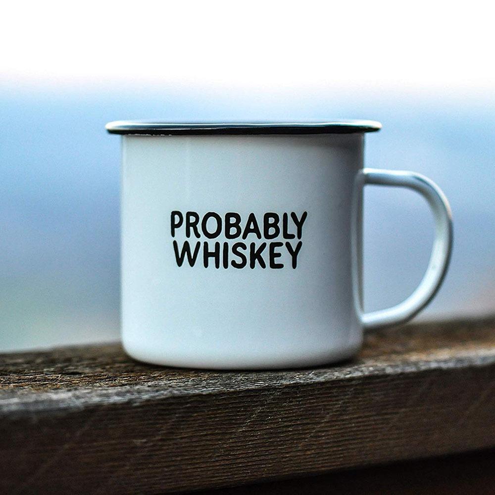 Probably Whiskey Mug 7