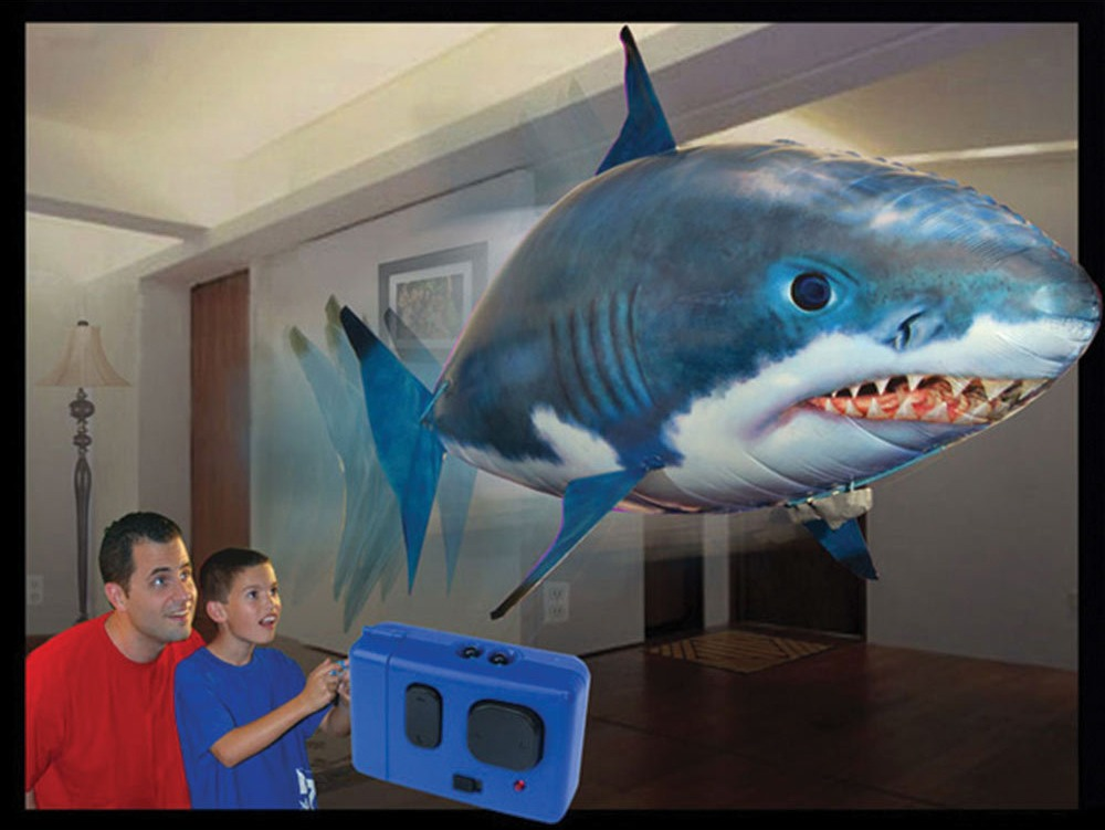 Remote Control Flying Shark 2
