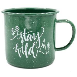 Stay Wild Camping Mug