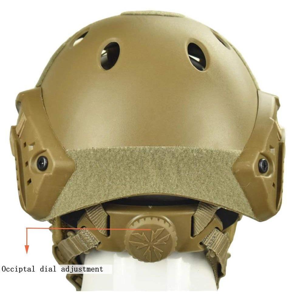 Tactical FAST Helmet 2