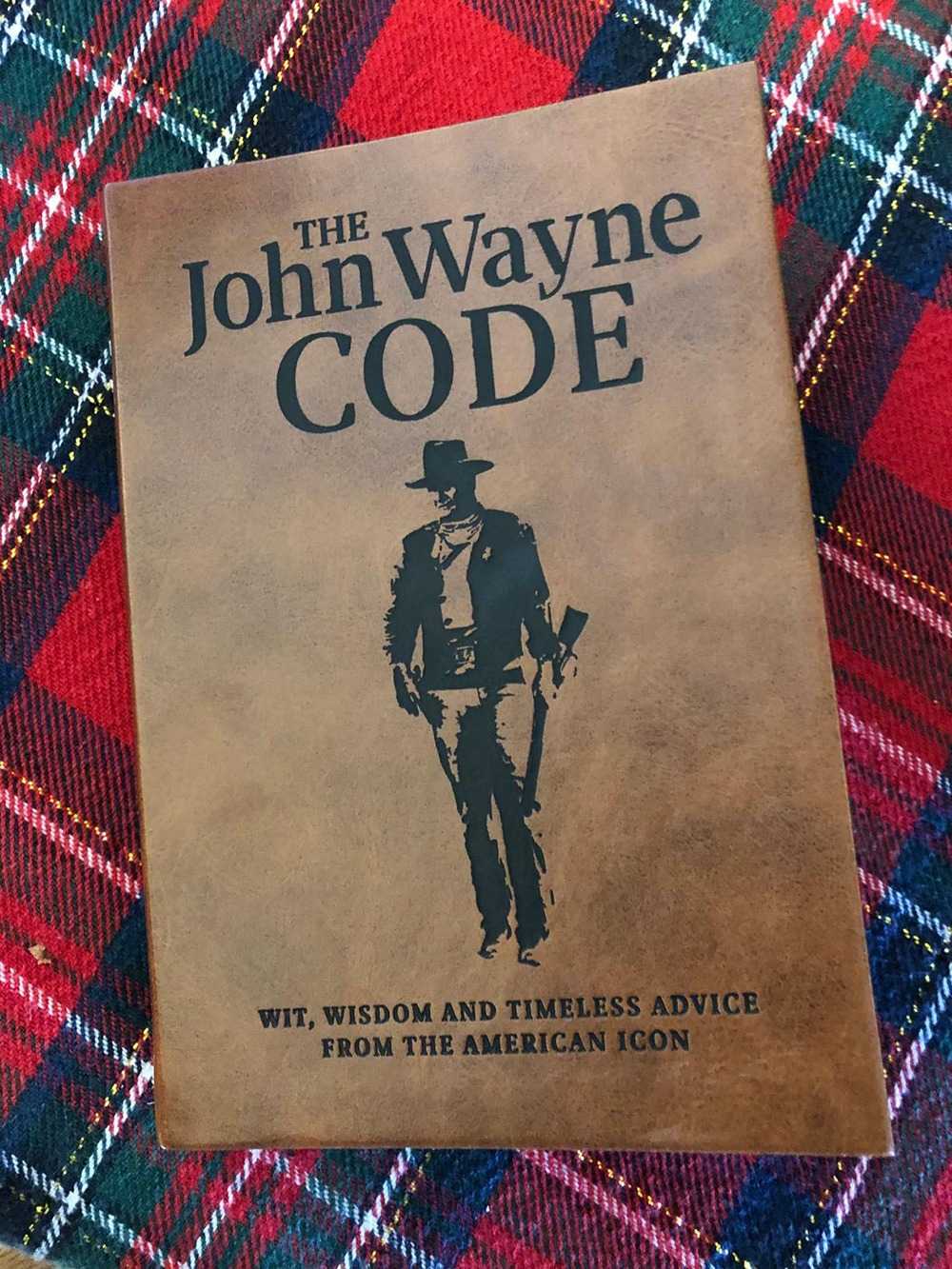 The John Wayne Code 10