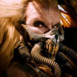 Immortan Joe Mask