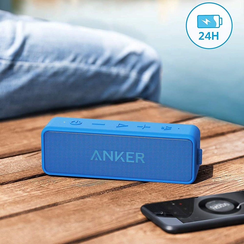 Anker Soundcore 2 Portable Bluetooth Speaker
