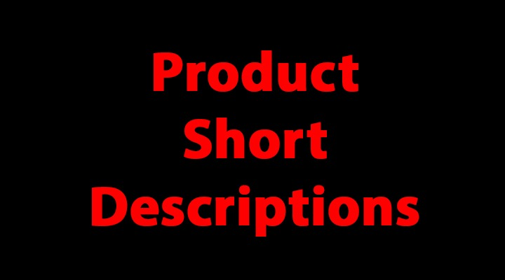 Show Short Descriptions WooCommerce Archives