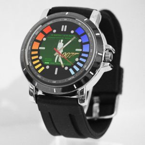 007 GoldenEye Watch